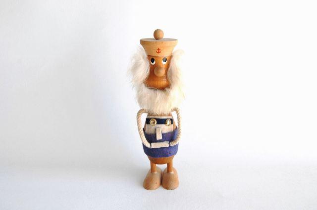 木製人形/船乗り2 (Denmark)