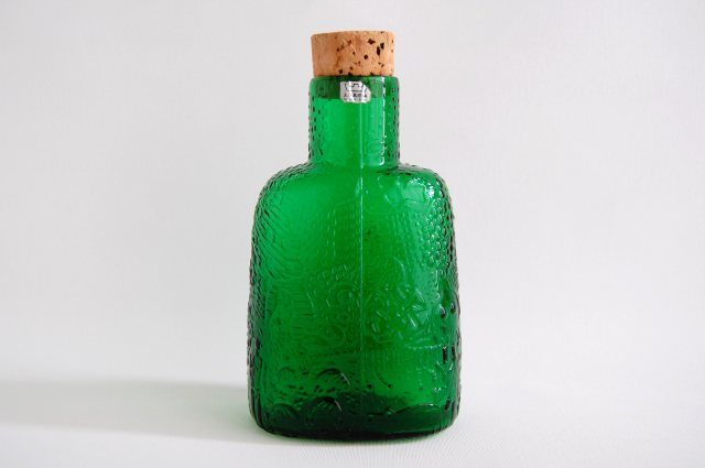 ARABIA/アラビア Fauna/ファウナ ボトル グリーン 001