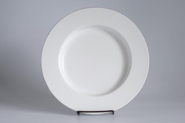 FINEL/フィネル エナメルプレート 27cm ホワイト 04
