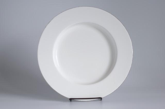 FINEL/フィネル エナメルプレート 27cm ホワイト 05