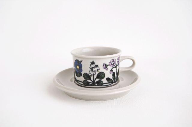 ARABIA/アラビア Flora/フローラ デミタスカップ&ソーサー 003