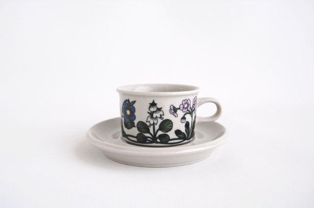 ARABIA/アラビア Flora/フローラ デミタスカップ&ソーサー 004