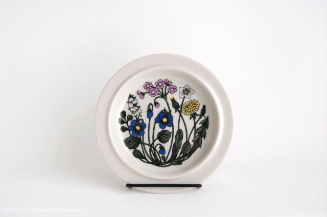 ARABIA/アラビア Flora/フローラ 17.5cmプレート 001