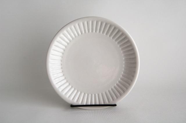 Gefle/ゲフレ ホワイト 19cmプレート 002