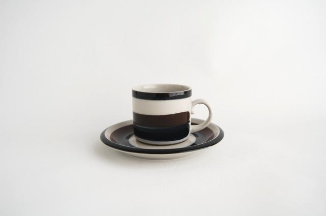 ARABIA/アラビア Kaira/カイラ コーヒーカップ&ソーサー 001