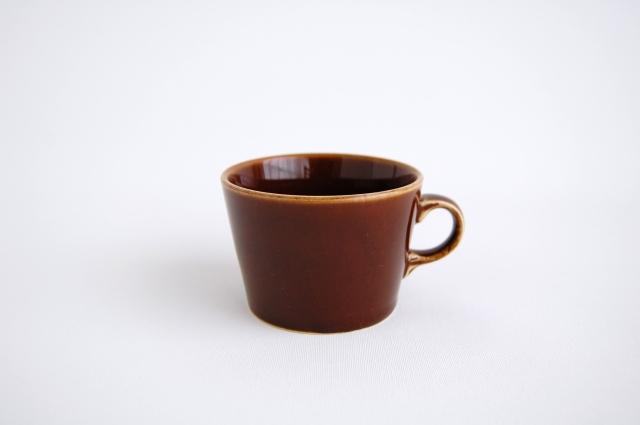 ARABIA/アラビア Kilta/キルタ コーヒーカップ ブラウン 001