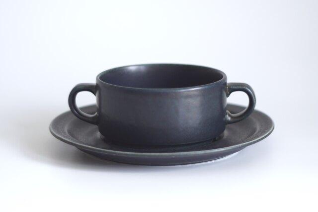 ARABIA/アラビア Korpi/コルピ スープカップ&ソーサー 03