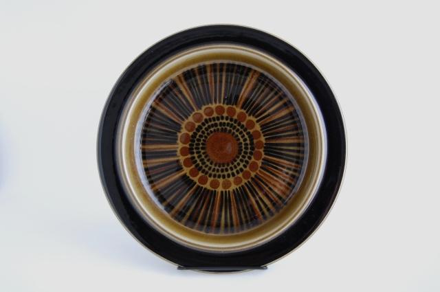 ARABIA/アラビア Kosmos/コスモス 26cmプレート 002