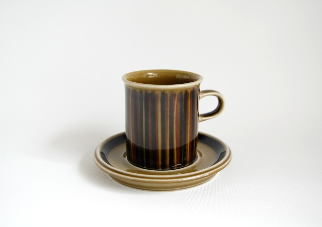 ARABIA/アラビア Kosmos/コスモス コーヒーカップ&ソーサー 002