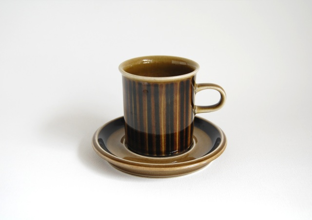 ARABIA/アラビア Kosmos/コスモス コーヒーカップ&ソーサー 003