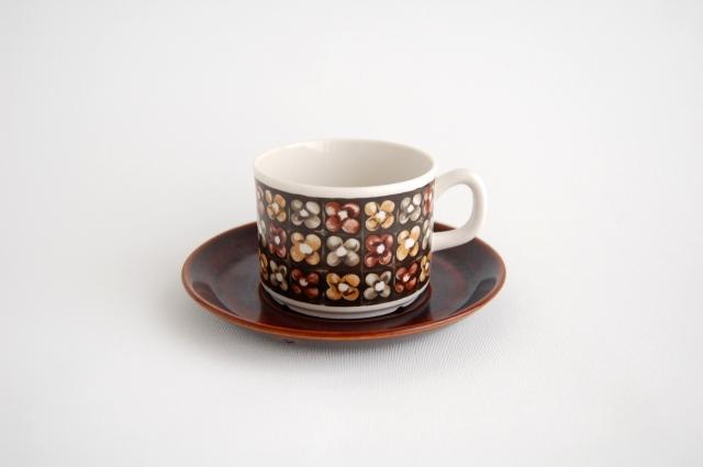 Gefle/ゲフレ Matilj/マンティリ コーヒーカップ&ソーサー 001