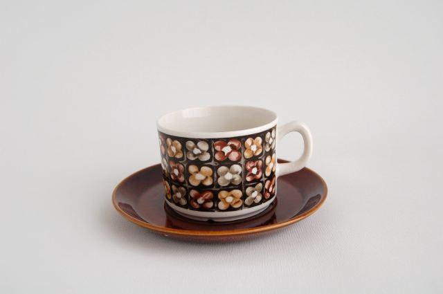 Gefle/ゲフレ Mantilj/マンティリ コーヒーカップ&ソーサー 002
