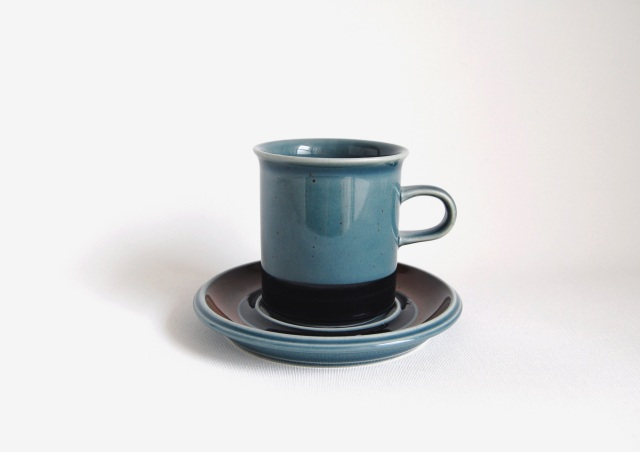 ARABIA/アラビア Meri/メリ コーヒーカップ&ソーサー 002