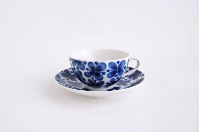 Rorstrand/ロールストランド Mon Amie/モナミ コーヒーカップ&ソーサー 005