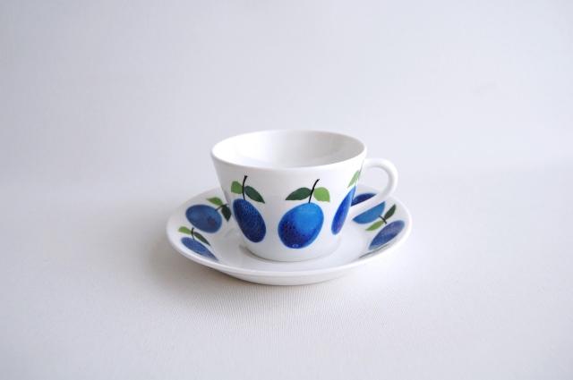 GUSTAVSBERG/グスタフスベリ Prunus/プルーヌス コーヒーカップ&ソーサー 007