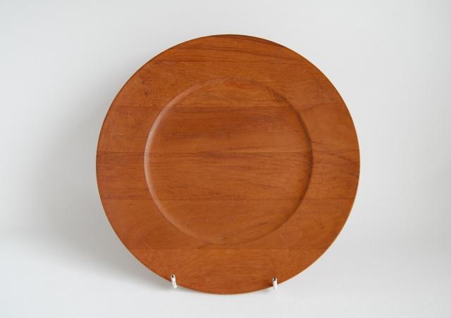 Kronjyden/クロニーデン Jens H. Quistgaard/イェンス H クイストゴー Wooden Plate/ウッドプレート 001