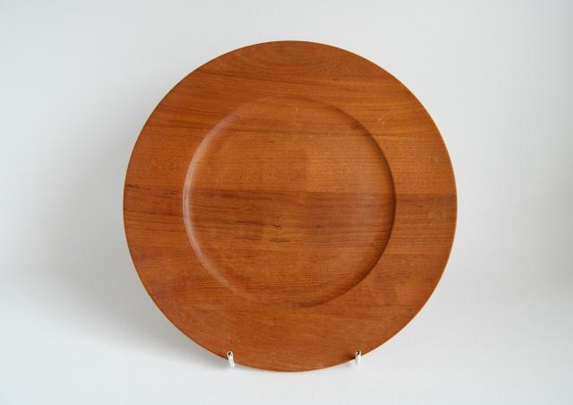 Kronjyden/クロニーデン Jens H. Quistgaard/イェンス H クイストゴー Wooden Plate/ウッドプレート 002