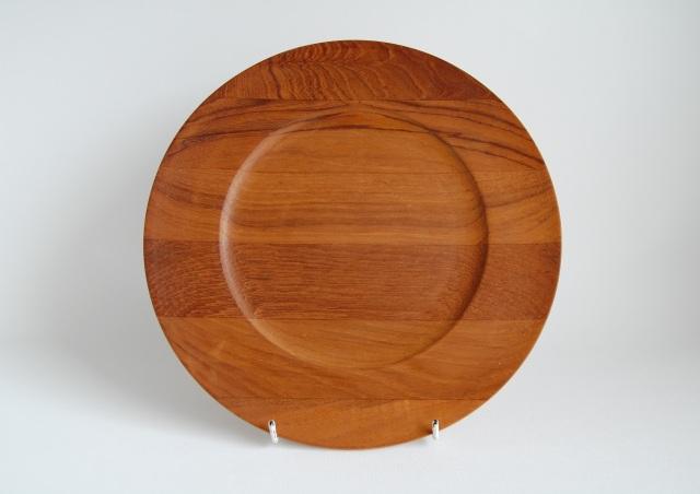 Kronjyden/クロニーデン Jens.H.Quistgaard/イェンス・クイストゴー Wooden Plate/ウッドプレート 006