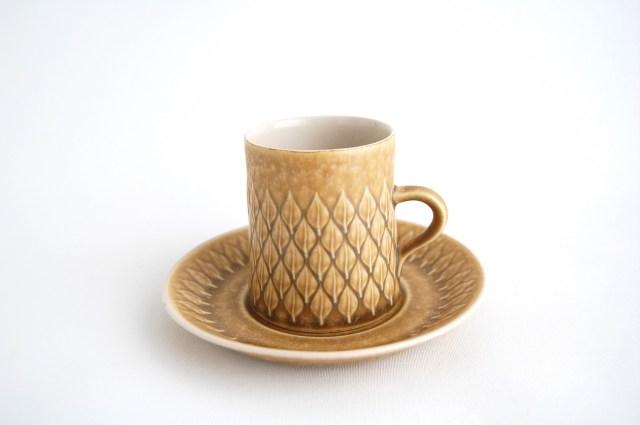 Jens.H.Quistgaard/イェンス・クイストゴー Relief/レリーフ コーヒーカップ&ソーサー 002