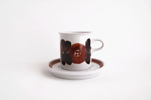 ARABIA/アラビア Rosmarin/ロスマリン コーヒーカップ&ソーサー 001