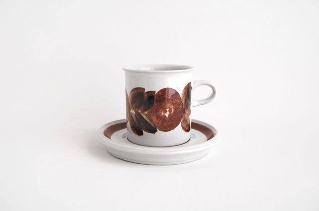 【予約商品】ARABIA/アラビア Rosmarin/ロスマリン コーヒーカップ&ソーサー 002