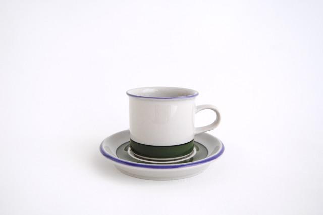 ARABIA/アラビア Selja/セリヤ コーヒーカップ&ソーサー(ショートサイズ) 001