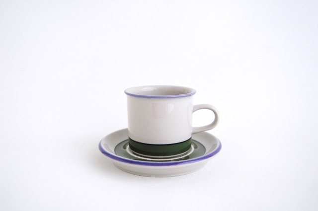 ARABIA/アラビア Selja/セリヤ コーヒーカップ&ソーサー(ショートサイズ) 002