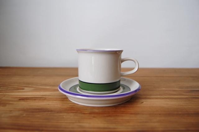 ARABIA/アラビア Selja/セリヤ コーヒーカップ&ソーサー(ショートサイズ) 003