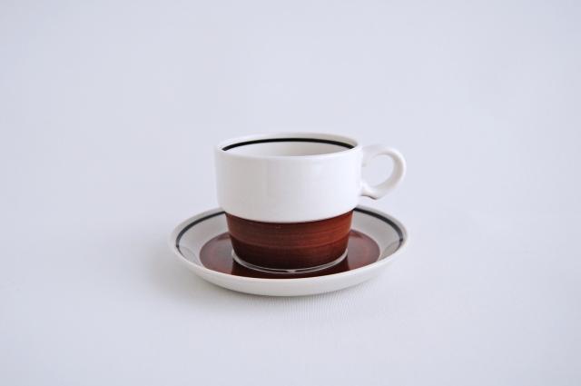 GUSTAVSBERG/グスタフスベリ Siena/シエナ コーヒーカップ&ソーサー 002