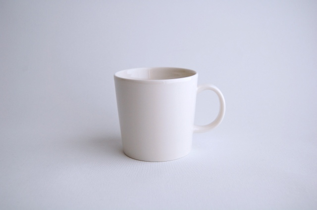 ARABIA/アラビア TEEMA/ティーマ マグカップ ホワイト 02