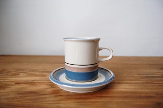 ARABIA/アラビア Uhtua/ウートゥア コーヒーカップ&ソーサー 005