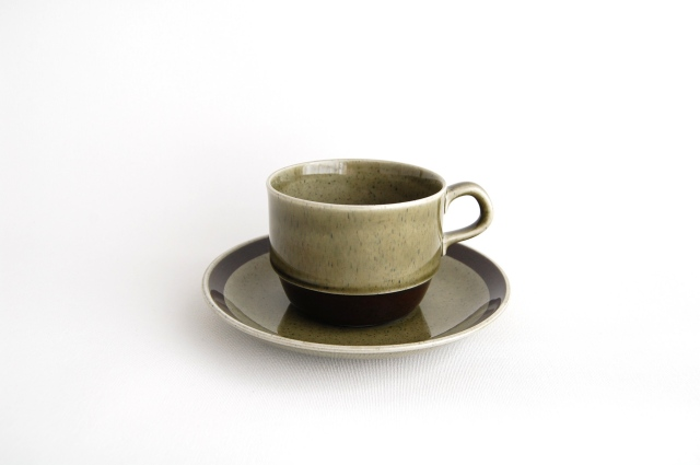 Rorstrand/ロールストランド Vieta/ヴィータ コーヒーカップ&ソーサー 004