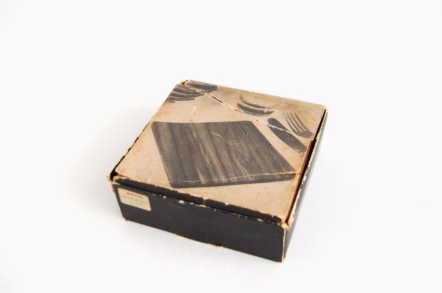 Brostrom Design ウッドコースター 6枚セット(外箱付き)/Denmark