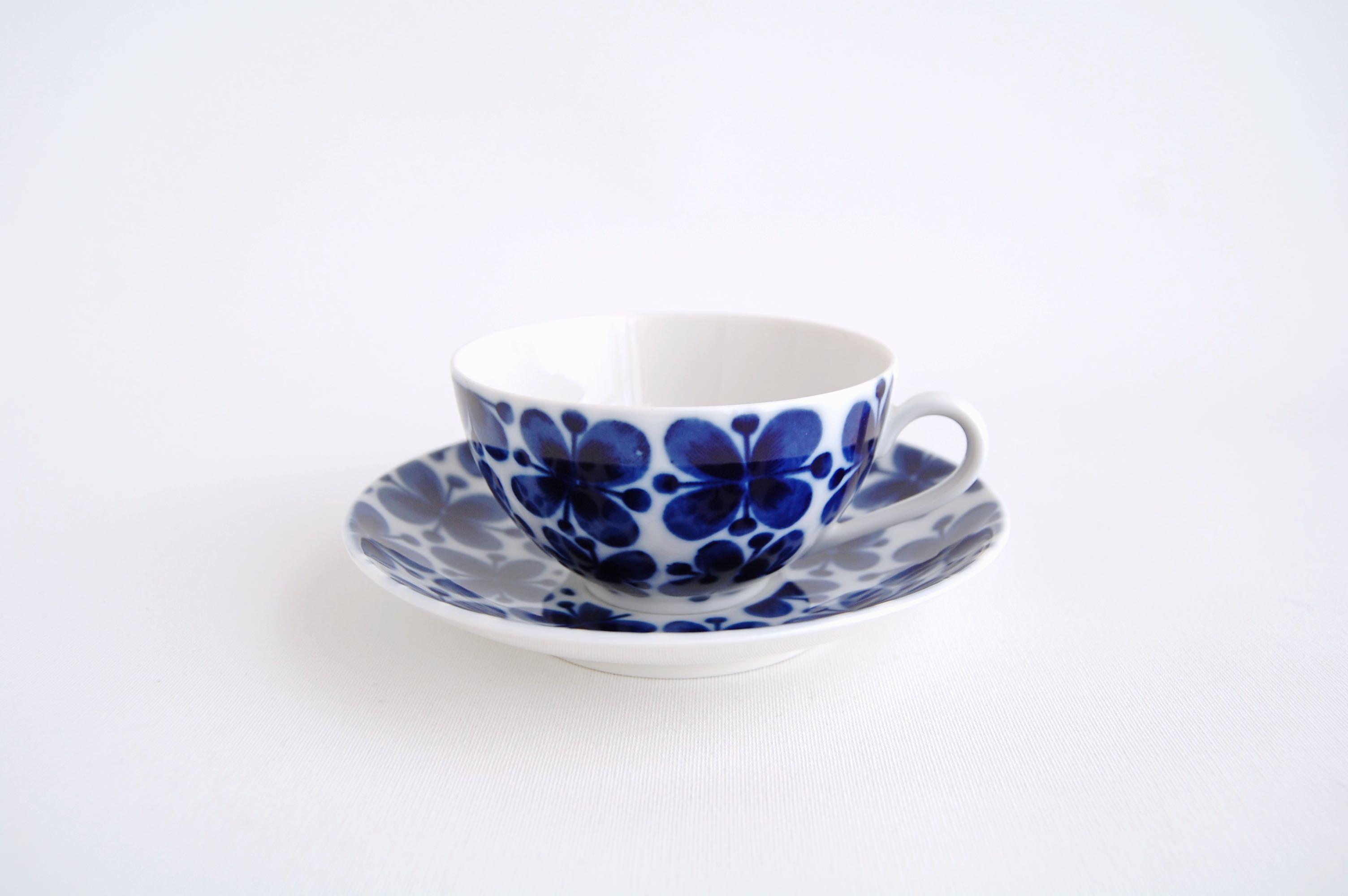 Rorstrand/ロールストランド Mon Amie/モナミ コーヒーカップ&ソーサー 002