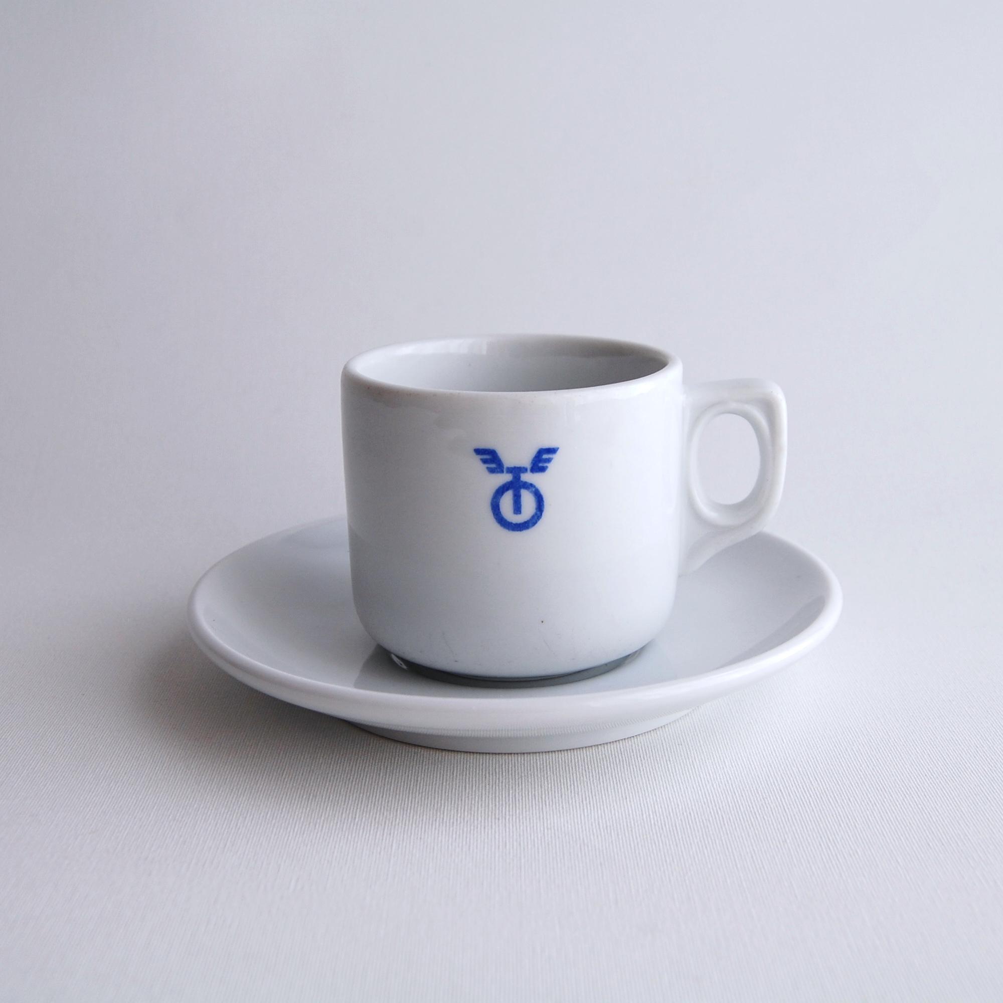 ARABIA/アラビア 業務用コーヒーカップ&ソーサー