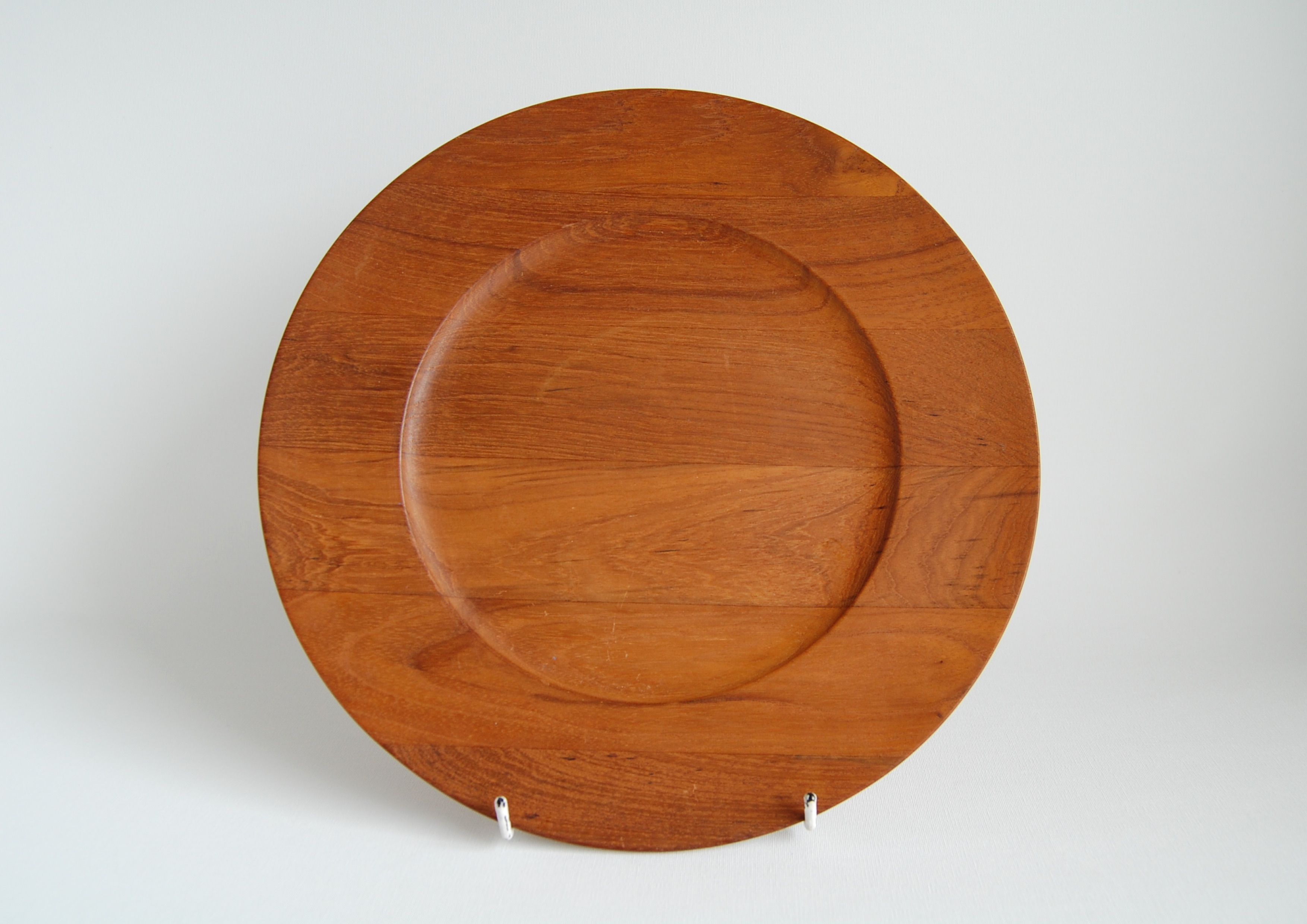 Kronjyden/クロニーデン Jens H. Quistgaard/イェンス H クイストゴー Wooden Plate/ウッドプレート 003