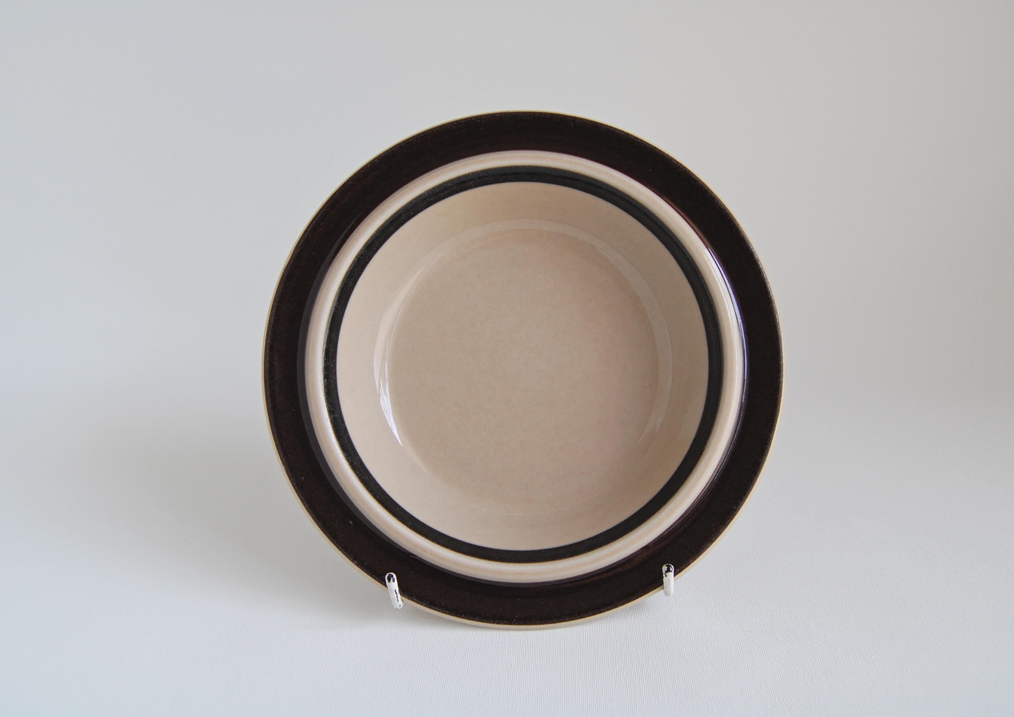 ARABIA/アラビア Ruija/ルイヤ 20cmスープボウル 001