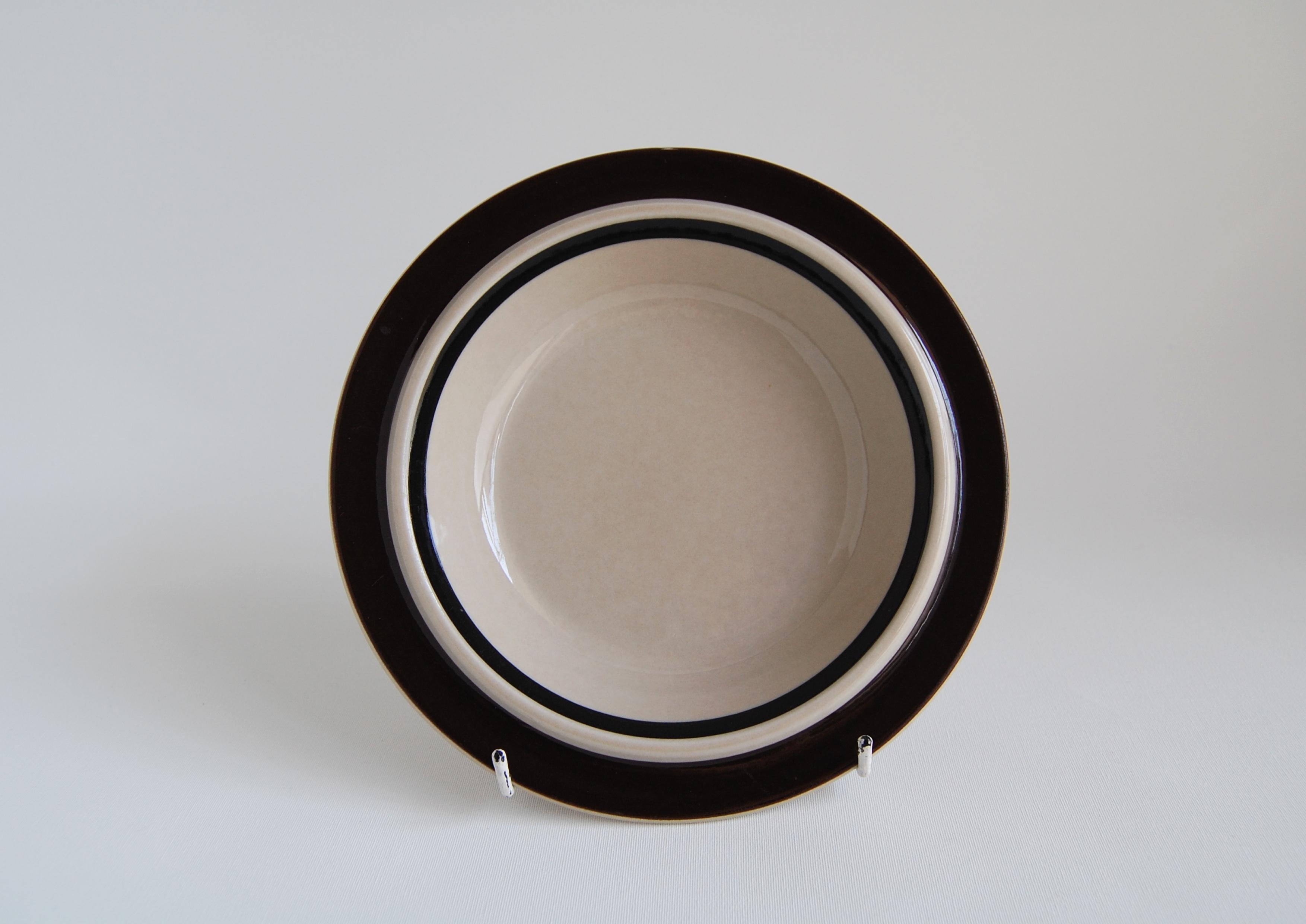 ARABIA/アラビア Ruija/ルイヤ 20cmスープボウル 005