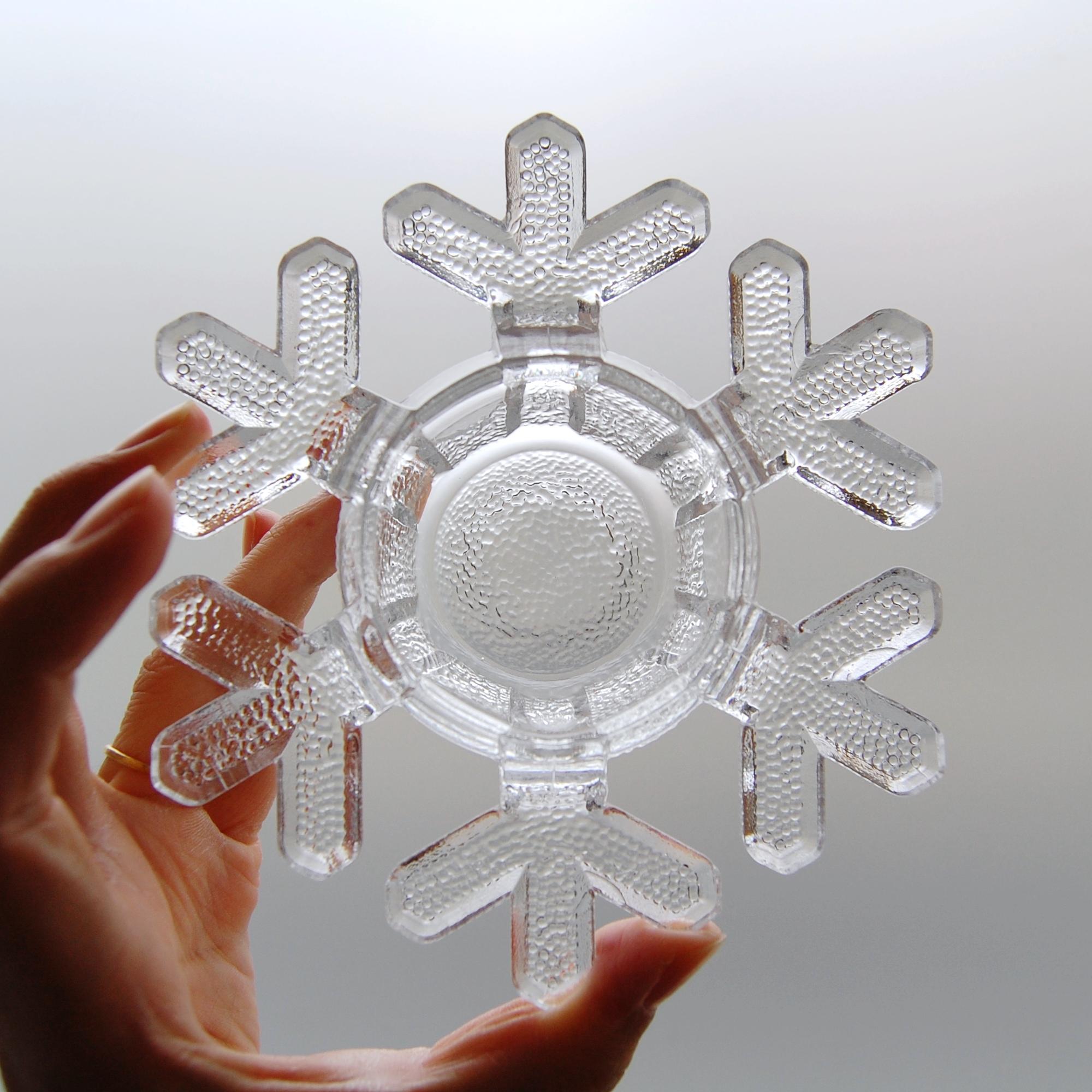 iittala/イッタラ Snow Crystal/スノークリスタル キャンドルホルダー 02