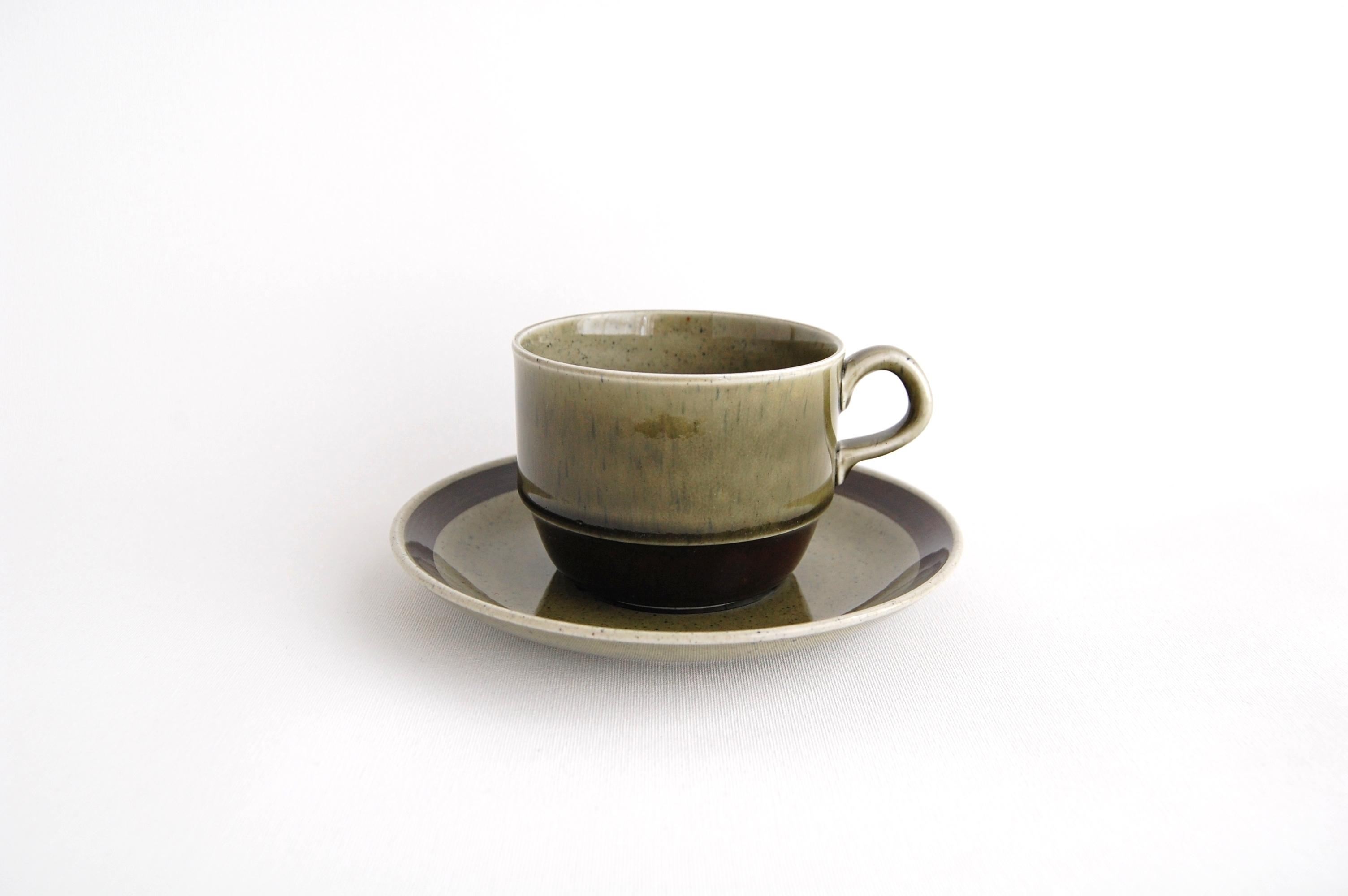Rorstrand/ロールストランド Vieta/ヴィータ コーヒーカップ&ソーサー 002