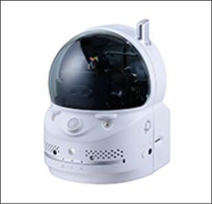 Planex CS-W70HD/プラネックス製パンチルト無線・赤外線ネットワークカメラ