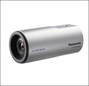 パナソニックネットワークカメラDG-SP102