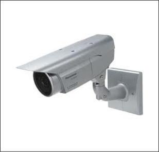 パナソニック屋外ハウジング一体型ネットワークカメラDG-SW314