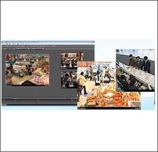 CanonRM-64/キヤノンネットワークカメラ専用レコーディングソフトウェア