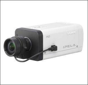 ソニーネットワークカメラSNC-CH240