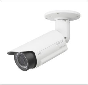 ソニー製赤外線屋外対応ボックス型ネットワークカメラ