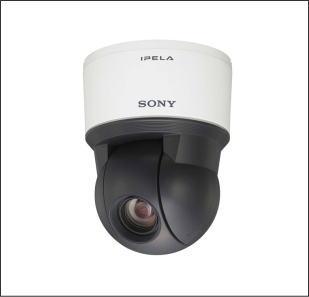 SONY SNC-EP520 ソニー製パンチルトズーム型ネットワークカメラ