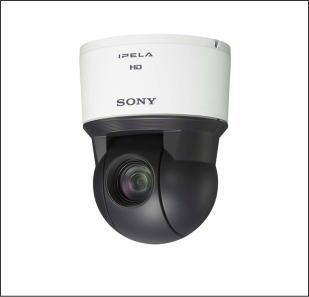 SONY SNC-ER580 ソニー製パンチルトズーム型フルHD対応ネットワークカメラ