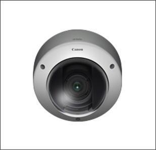 キヤノンネットワークカメラVB-H610D