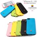 シンプル で おしゃれ iPhone SE iPhone5S iPhone5 専用 LIM'S イタリアンPUレザー ケース 5S 5 カバー アイフォン5S iPhoneSE バンパー アイフォン5 ブランド ストラップ ストラップホール スマホ スマホケース アイフォン かわいい ストラップホール付